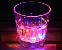 Changing Led Light Up Cup Drink Ware Bubble Rocks Cup Led Light Up ...