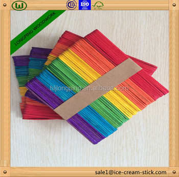 Wholesale alibaba china art low price ice cream stick kids for Arts and crafts wholesale