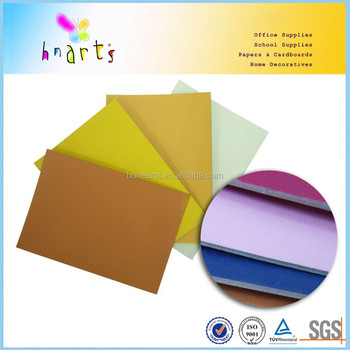 Color Cardboard Making Gift Box,Cardboard Sheets Craft - Buy Color ...