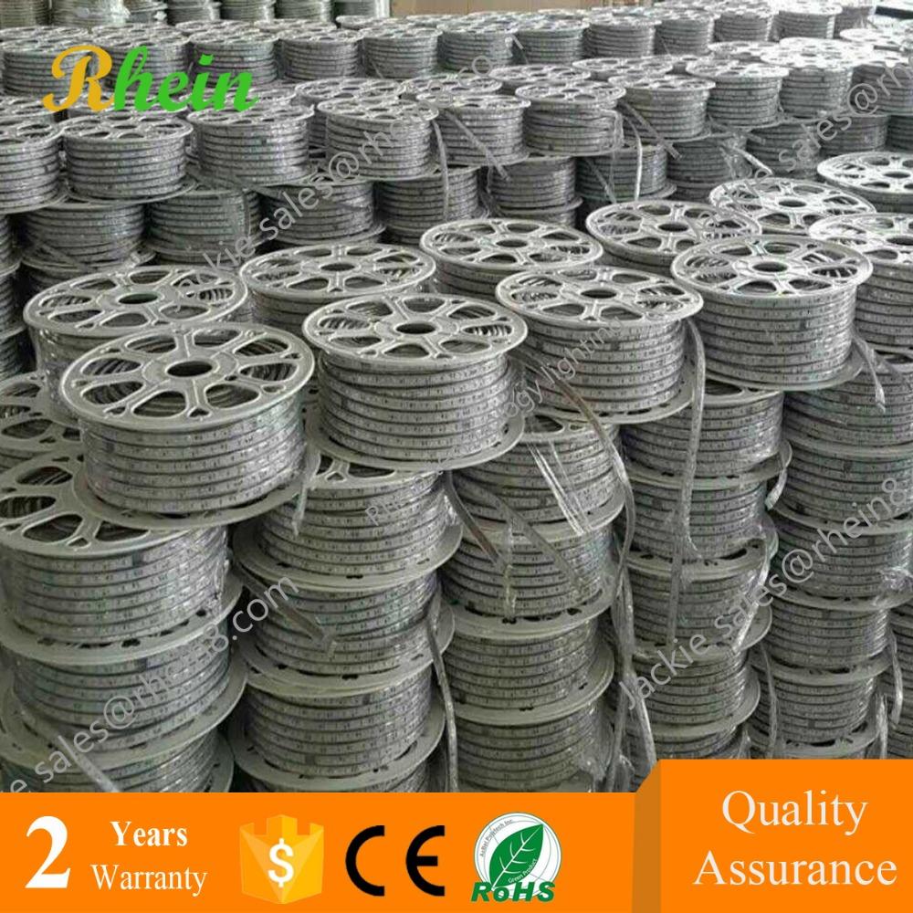 Factory Cheap price RoHS warm white 12v 24v 110v 230V LED strip light