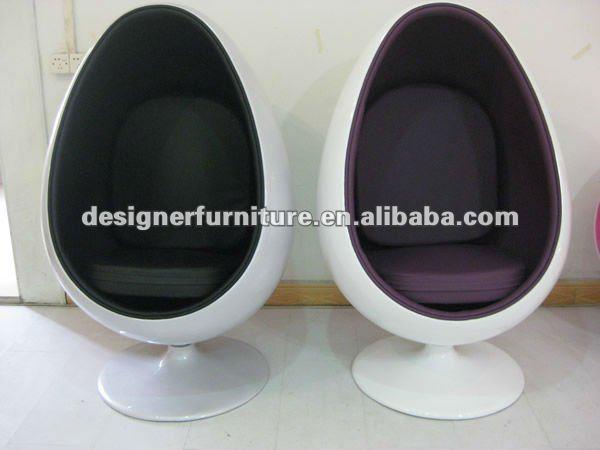 Ikea silla del huevo en forma de huevo huevo silla silla - Silla huevo ikea ...