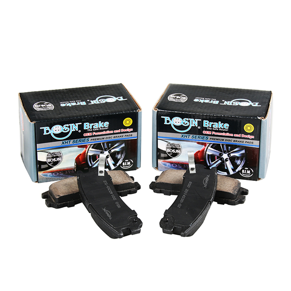 front auto brake pads chevrolet trailblazer