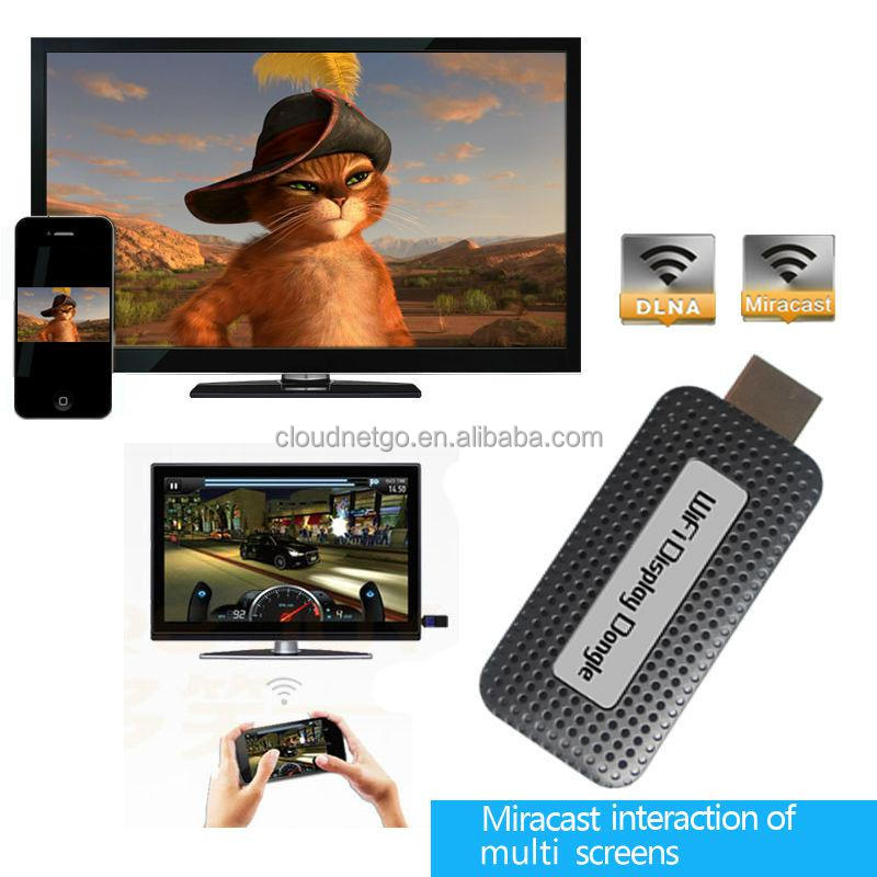 Mini style usb dongle wifi display linux miracast android 4.2, window 8 linux with Wireless Display Wireless Digital Interface