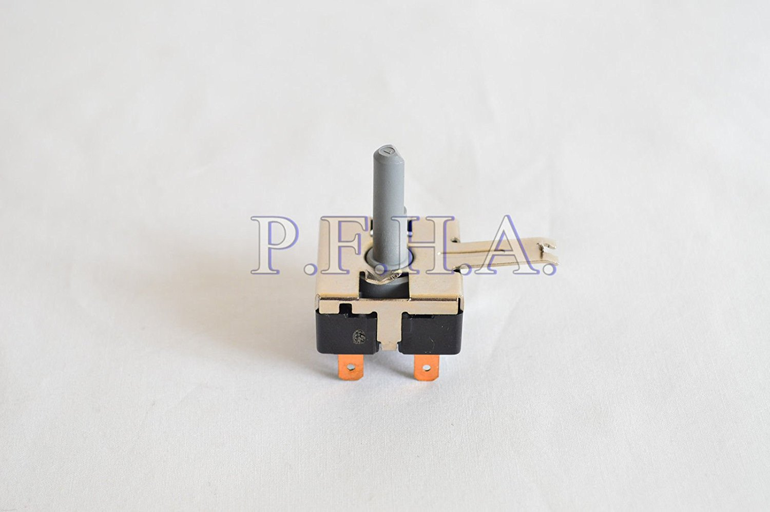 GE, Hotpoint Dryer Rotary Start Switch WE4M519 New Genuine OEM General Electric __#parts.4.home.appliances