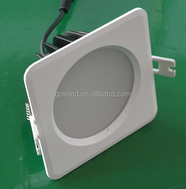 Ip65 Waterproof Led Downlight Kit 12w Dimmable Led Square Downlights ...
