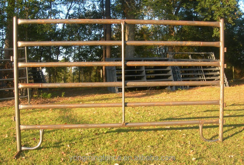 Portable Galvanized Sheep Pipe Corral Fence Panels Buy