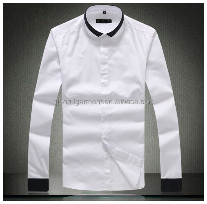 Latest White Shirt Designs Custom Shirt