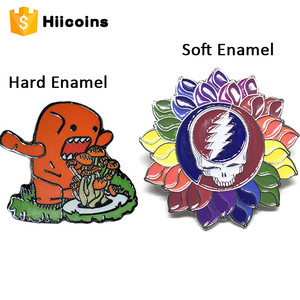 Enamel Badge Set Wholesale Metal Custom Lapel Pin No Minimum Hat Pins