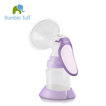 Convenient Fda Approved Simple Manual Milk Nipple Breast Reliever Pump