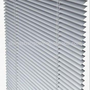 25mm Aluminium Slats Window Blinds Head Rail Buy
