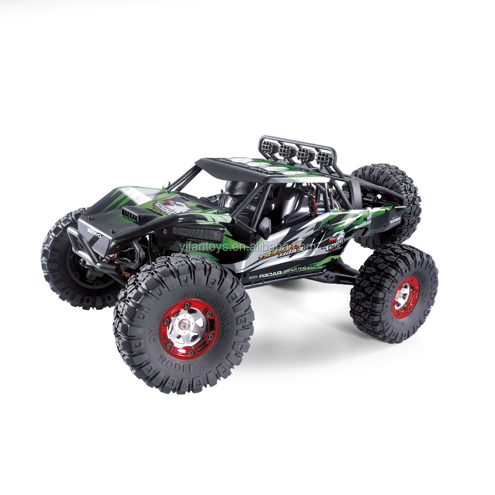 New rc 4 wheel- drive car 1/12 professional game off-road brushless remote control car