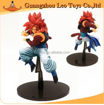 Wholesale Dragon Ball Z Super Saiyan Gogeta Son Goku Gt Sculture