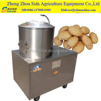 Restaurant Good Quality Industrial Potato Washing Machine ...
