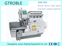 4 Thread 5 Thread 3 Thread Overlock Sewing Machine for Wide Seam Medium Heavy Duty Overlock