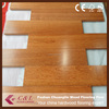Foshan large factory stock cheap kempas hardwood flooring