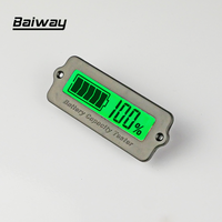 BW-LY6W battery tester battery load tester digital battery tester