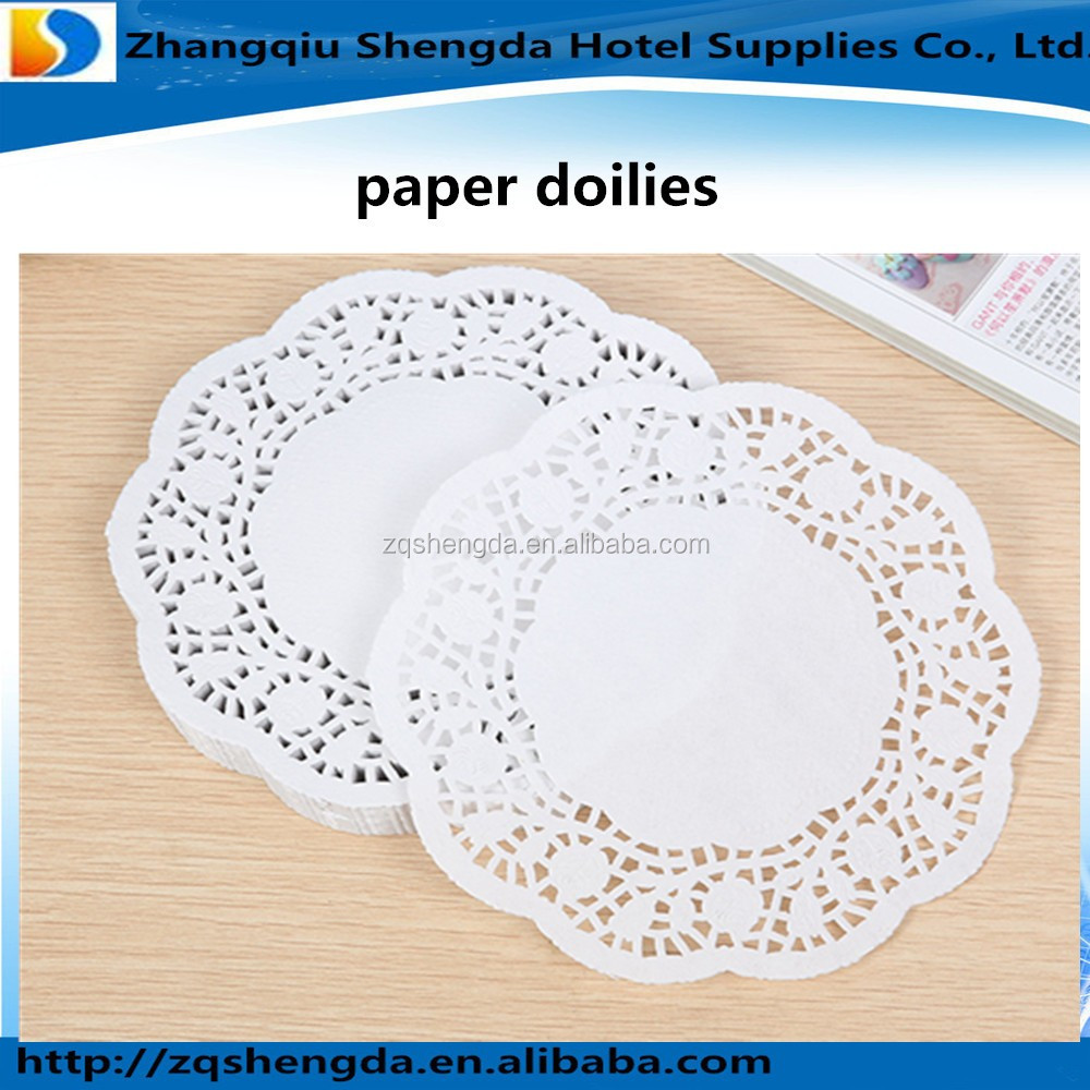 where can i buy paper doilies Our paper doilies are an ideal way to enhance the presentation of cookies, brownies,  they can also be used to line a serving tray, bowl or basket.