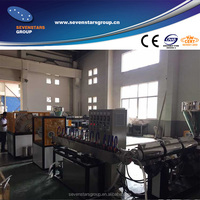 PVC Garden Soft Pipe Making Machine / PVC garden hose production line