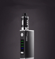 80w Vape Kit 2200mAh Battery Electronic Cigarette Adjustable