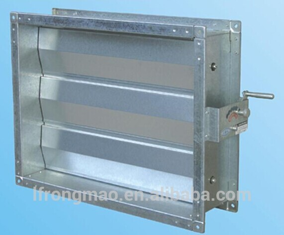 Hvac Manual Volume Control Fire Damper Buy Fire Damper