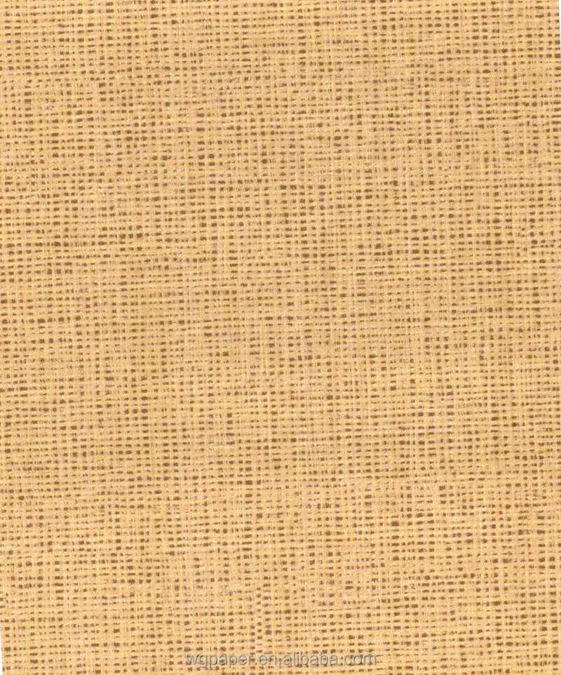 3d Fabric Design Melamine Decorative Contact Paper For Laminate ...