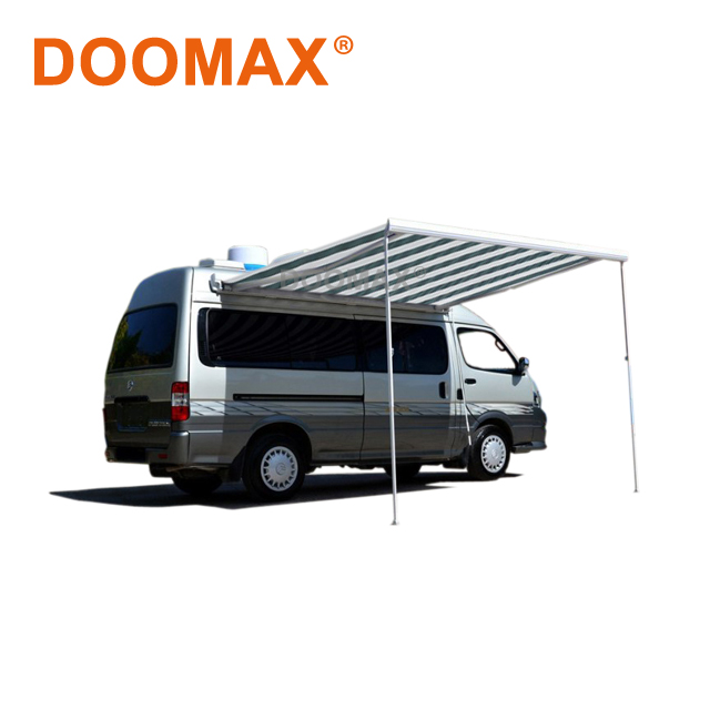 #DX600 Manual Waterproof RV Retractable Awnings