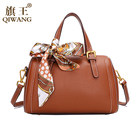 Luxury Designer 100% Authentic Pure Soft Real Genuine Cow Leather Women Tote Purses Handbags Cowhide Hand Bags for Lady