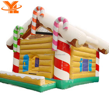 Oem inflable <span class=keywords><strong>de</strong></span> Navidad Santa's Grotto <span class=keywords><strong>de</strong></span> la casa con la mejor memoria <span class=keywords><strong>de</strong></span> Navidad