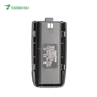 DC 7.4V 1800Mah Two Way Radio Li-ion Battery Pack for TYT DM-UVF10 Walkie Talkie