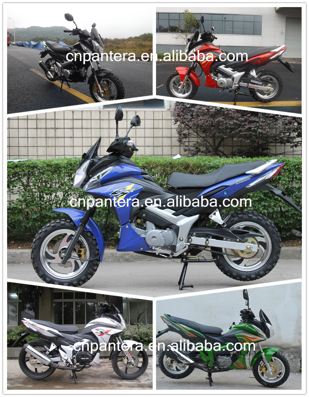 City Mini Racing Motorcycle 110cc Chinese Cheap Pit Bike 125cc