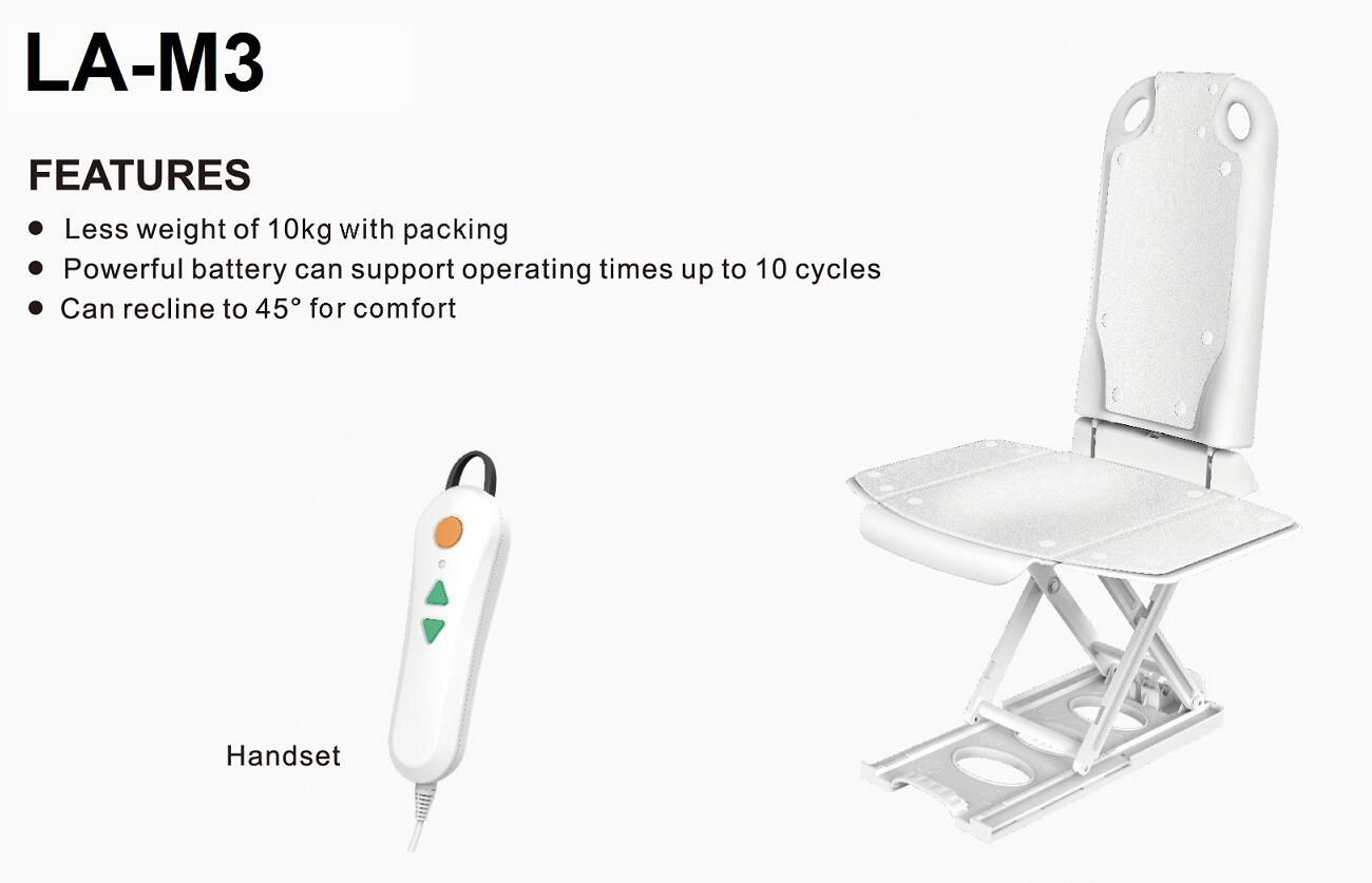 Summit La M3 Hospital Medical Nursing Old Or Disabled People Electric Height Adjustable Bath Shower Chair Buy Height Adjustable Bath Chair Bath