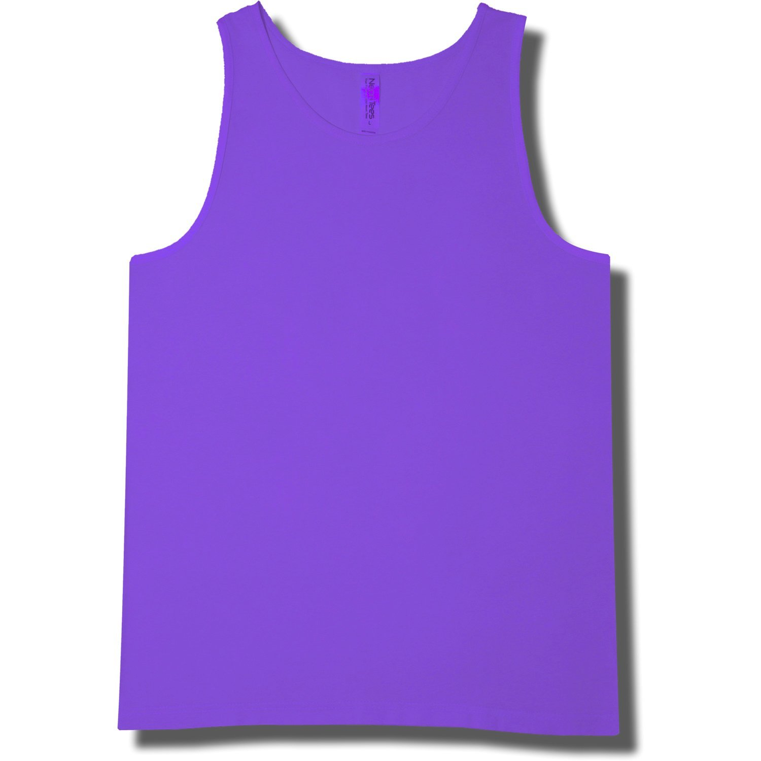 8d72e4c452987 Get Quotations · Youth Bright Neon Tank Top in 6 Bright Colors