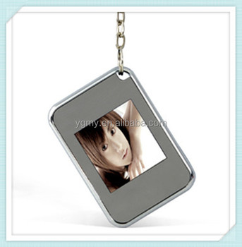 Mini Digital Photo Frame Keychain Usb Picture Frame - Buy Digital ...