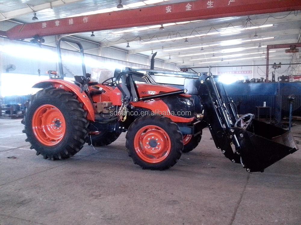 traktoren mit frontlader kubota lader traktor hecklader. Black Bedroom Furniture Sets. Home Design Ideas