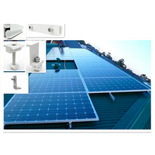 On-grid photovoltaic solar plant station PV Solar Power System 1MW