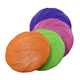 TPR pet bite resistant flying disc dog training toy pet flying disc