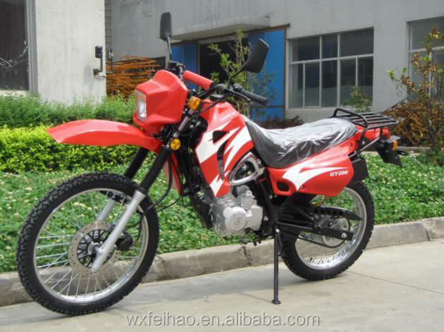 Best Seller 150cc 200cc 4 Stroke Cool Design Dirt Bike Buy 200cc
