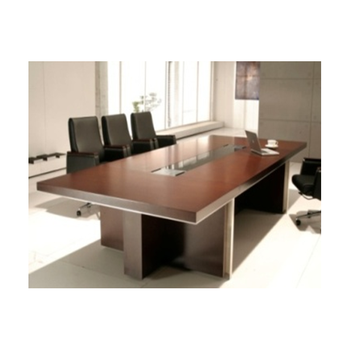 Big Size Hot Sale Office Furniture Gavin Conference Table China - Desk with meeting table