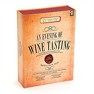 An Evening of Wine Tasting by Family Games - domestic