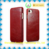 Luxury Leather Wallet Case For Iphone 7, Book Style Vintage Case For iPhone 7/7 Plus