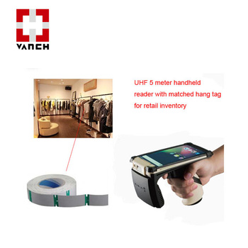 Uhf Portable Long Distance Android Rfid Reader With Touch Screen Display -  Buy Rfid Reader With Touch Screen Display,Rfid Android,Long Distance Rfid