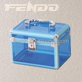Aluminum Tool Carry Case Medical Instrument Aluminum Tool Box