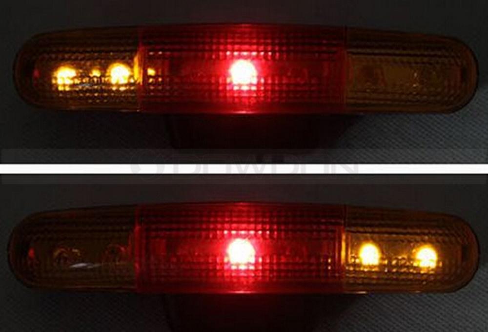 Licht Voor Fiets : Mountainbike licht richtingaanwijzer fiets achterlicht
