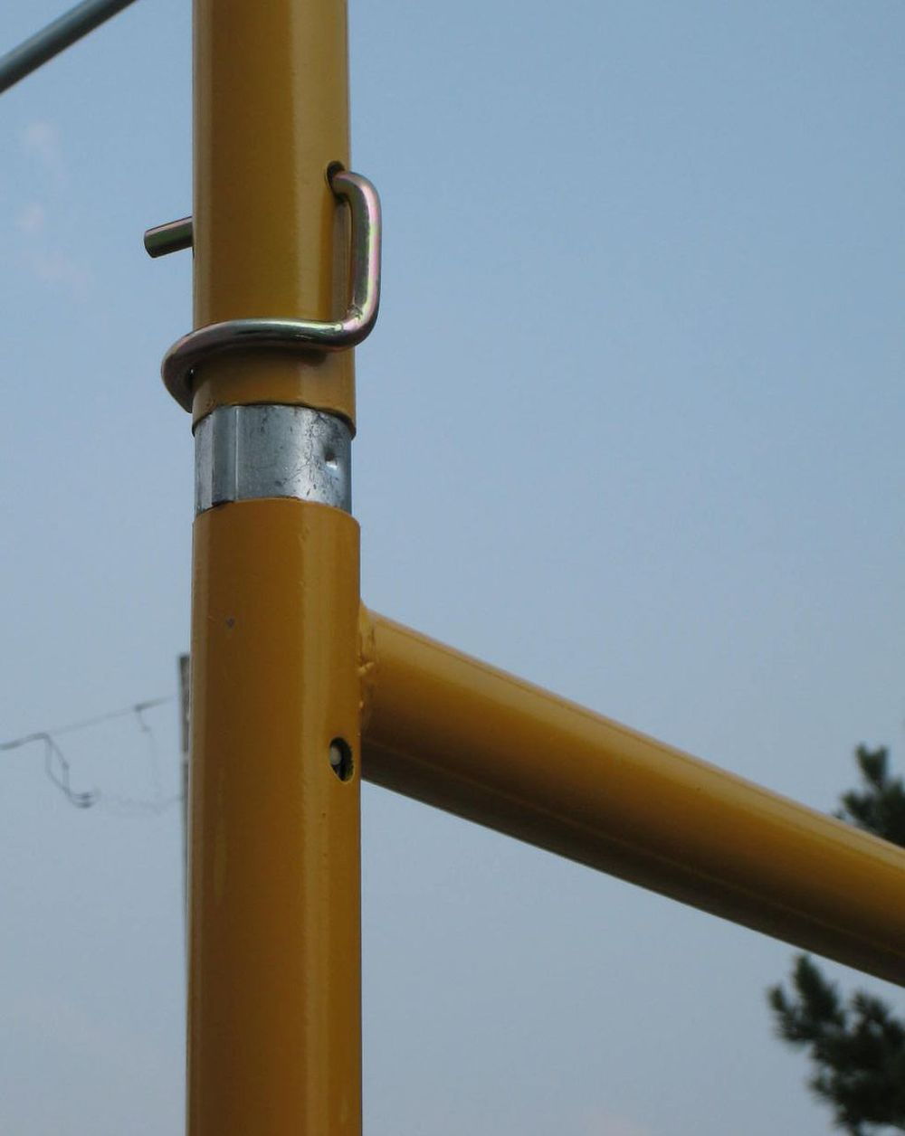 Scaffolding Snap Pin : Scaffolding frame galvanized steel lock pin scaffold