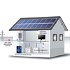 Complete Solar Power Panels 10kw 1000w System For Home