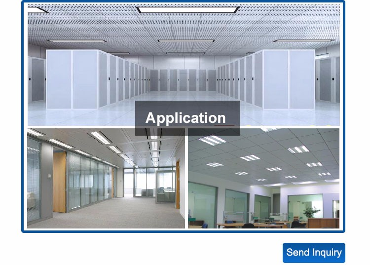 Aluminum Perforated Metal Ceiling Tiles