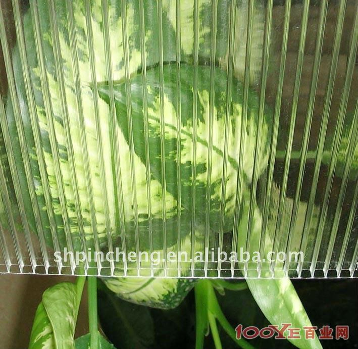 polycarbonate sheet prices for used / agricultural greenhouses
