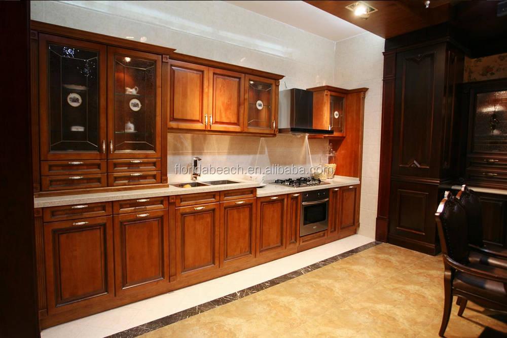 Levante puerta de estilo americano antiguo mueble cocina de diseño ...