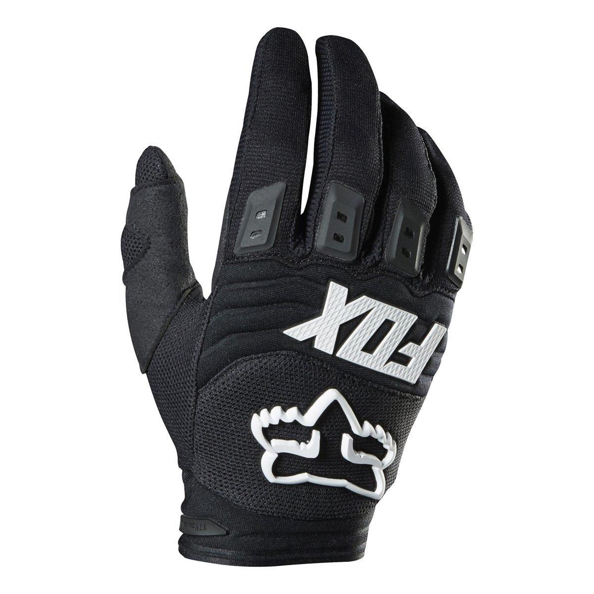 Fox Racing Dirtpaw Race Youth Boys MotoX Motorcycle Gloves - Black / Large