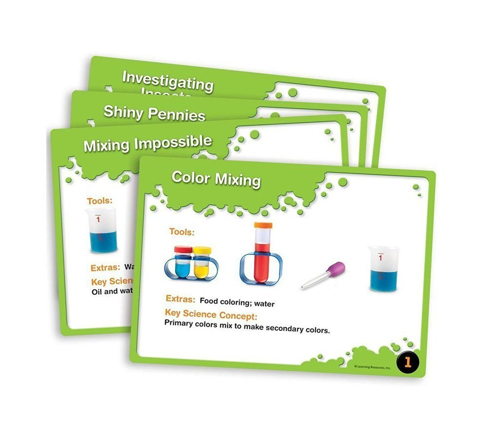 Learning Resources Primary Science Lab Set - Learning & Education > Science > Chemistry